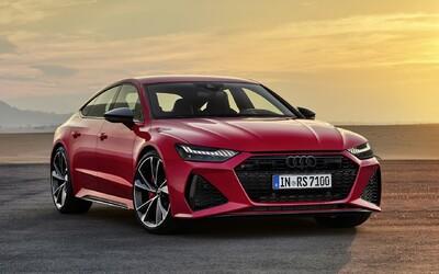 Audi vyráža dych ďalšou šialenosťou. 600-koňová RS7-čka dá stovku za 3,6 sekundy