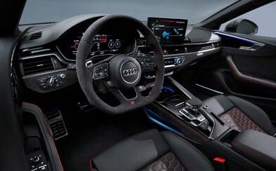 Audi završilo letošní útok sportovních počinů novým RS5 a RS5 Sportback