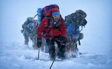 Audiovizuálna, surová a uveriteľná lahôdka, ktorá sa na nič nehrá? Everest dokázal skutočne zapôsobiť (Recenzia)