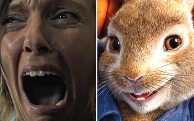 Austrálske kino pustilo pred rodinnou rozprávkou Peter Rabbit trailer pre desivý horor Hereditary. Mamičky s deťmi v panike utekali zo sály