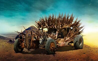 Autá alebo pohyblivé nástroje smrti? Vieme, v čom sa budú premávať blázni v Mad Max: Fury Road