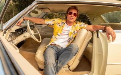 Auta Leonarda DiCapria a Brada Pitta z tarantinovky Tenkrát v Hollywoodu si můžeš koupit i ty. Kolik by tě to stálo?