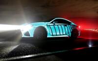 Auto, které tvůj vzrušený tlukot srdce promítne na karoserii. Lexus ukazuje dokonalé spojení mezi řidičem a vozem