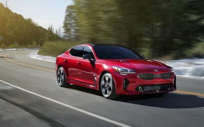 Autom roka 2018 na Slovensku je nádherná Kia Stinger. Škoda sa prekvapivo nedostala ani do top trojky