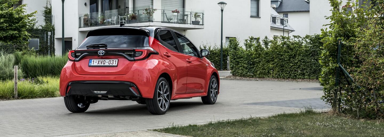 Autem roku 2021 je Toyota Yaris. Po 10 letech zvítězila jiná než evropská značka