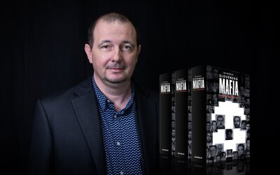Autor knihy o slovenskej mafii Ján Petrovič: Člen podsvetia si ma zavolal na koberček, zažíval som bezsenné noci (Rozhovor)