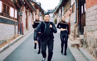 Autor skladby Gangnam Style PSY útočí na naše smysly novou písní. Raduje se v ní ze svých miliardových zhlédnutí