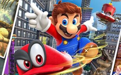 Autori Mimoňov či Tajného života domácich maznáčikov pripravujú animák o Super Mariovi