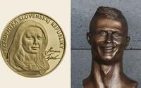 Autorom prezidentskej medaily je Andrej Danko, Zuzana Čaputová sa na nej podobá na Kisku s vlasmi. Toto sú najlepšie reakcie
