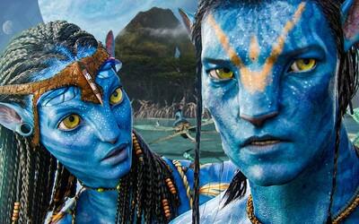 Avatar 2 bude zřejmě prvním velkým filmem, který začnou natáčet po odeznění koronaviru
