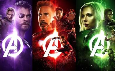 Avengeri sa na najnovších plagátoch rozdeľujú do skupiniek. Máme aj nové obrázky a vieme, kde sa celý čas skrýva Hawkeye