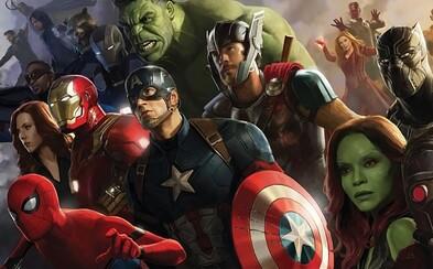 Avengers 4 sa bude odohrávať 5 rokov po udalostiach Infinity War. Akou technológiou zo Civil War možno Iron Man porazí Thanosa?