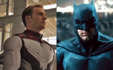 Avengers: Endgame bude mať vyše 3 hodiny a pôvodný scenár Justice League od Zacka Snydera bol celý prepísaný