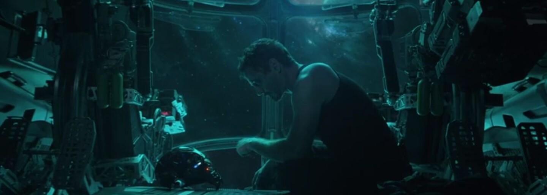 Avengers 4: Endgame má venku první trailer! Hrdinové jsou roztroušení a Tony bloudí ve vesmíru