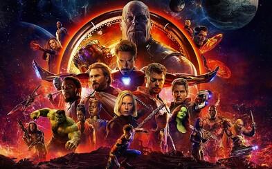 Avengers: Infinity War je druhým najdrahším filmom v histórii. Záverečná veľkolepá bitka by mala údajne trvať až pol hodinu