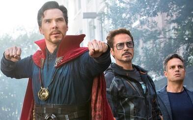 Avengers: Infinity War trhá rekordy v predpredaji vstupeniek do kina. Predošlého kráľa Black Panthera rozdupalo už po 6 hodinách