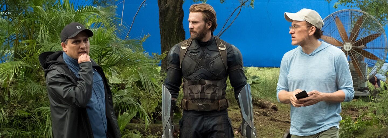Avengers: Infinity War vyzeralo pred pridaním špeciálnych efektov a CGI úplne inak než v kine. Čo sa dialo na pľaci?