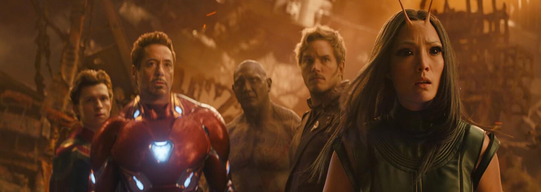 Avengers: Infinity War zarobilo v kinách už 2 miliardy dolárov a stáva sa 4. najzárobkovejším filmom histórie