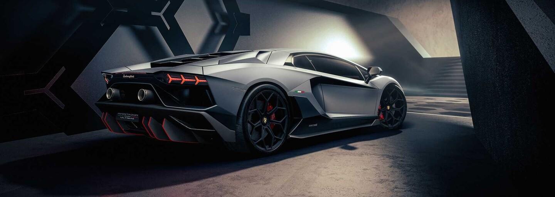 Aventador žije ďalej. Lamborghini naposledy vylepšuje svoju vlajkovú loď, teraz má až 780 koní