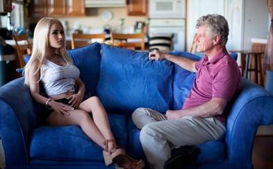 Až 4-krát týždenne podvádza manželku so sexuálnou bábikou, ale jej to nevadí. James momentálne šetrí na robota za 8-tisíc dolárov