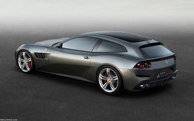 Až 690 koní a krkolomný název. To je kontroverzní Ferrari FF po modernizaci