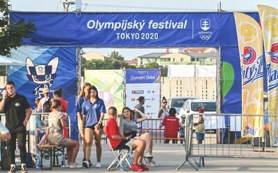 Až do nedele ťa čaká Olympijský festival. Príď si užiť atmosféru XXXII. ročníka hier