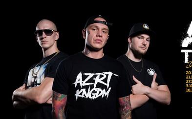 Azurit Kingdom oslavuje 10 let existence obrovskou AK X Tour s jedinečnou show. Přinášíme ti seznam zastávek i důležité informace