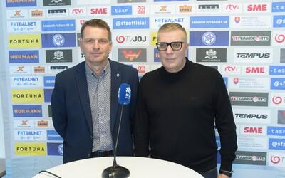Slovenská futbalová reprezentácia má nového trénera, mužstvo povedie Štefan Tarkovič.