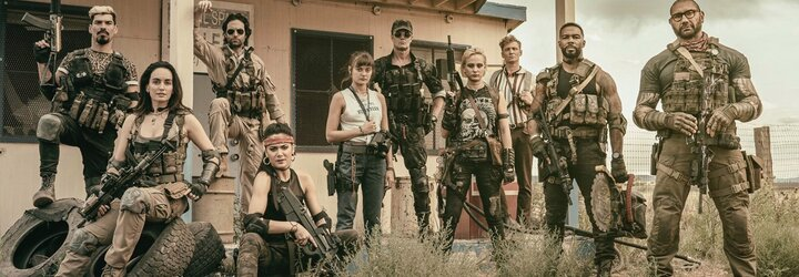 Army of the Dead je největší zombie film tohoto roku. Zack Snyder plánuje během apokalypsy velkou loupež