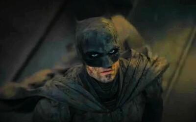 Robert Pattinson je Batman! Sleduj strhující trailer na temného rytíře Gothamu.