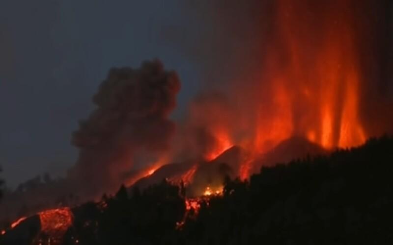 VIDEO: Takto vyzerá erupcia sopky na Kanárskych ostrovoch. Koľko môže trvať jej aktivita?