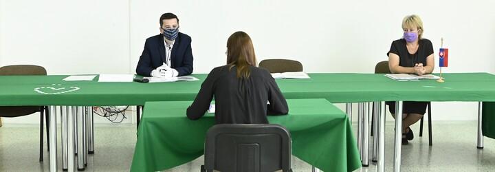 Katka bola v 40-tisícovom meste jediná maturantka. Prečo sa rozhodla ísť dobrovoľne k zelenému stolu? (Rozhovor)