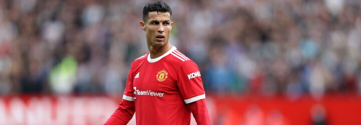 Ronaldo zazářil v prvním zápase za Manchester United. Návrat k Rudým ďáblům oslavil dvěma góly
