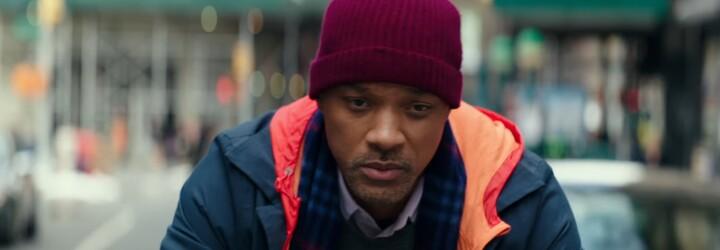 Druhý trailer drámy Collateral Beauty s hviezdnym obsadením môže spečatiť návrat Willa Smitha do prvej hereckej ligy