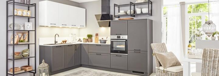Zariaďuješ si kuchyňu? Drž sa týchto piatich rád