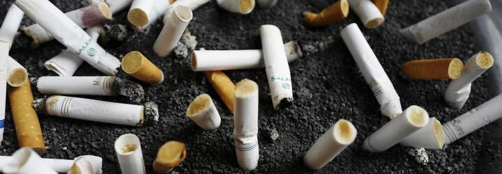 Protikuřácký zákon Čechům prospívá. Po jeho zavedení klesl počet kuřáků o 3,5 procenta