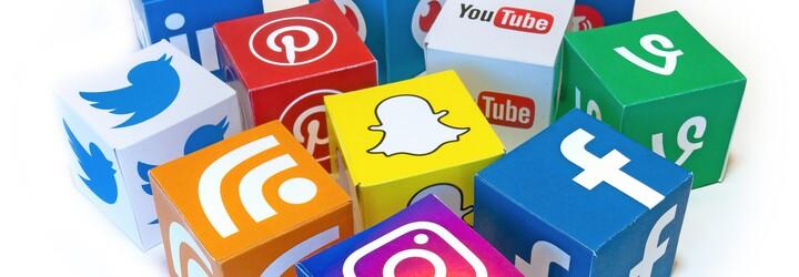 Jak se vyvíjely sociální sítě posledních 14 let? Graf sleduje popularitu nejoblíbenějších webů internetu