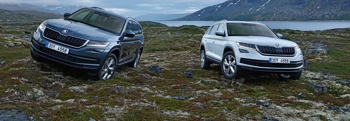 Dlouho očekávaná, úplně nová Škoda Kodiaq je realitou! Prohlédněte si ji detailně a poznejte její největší trumfy