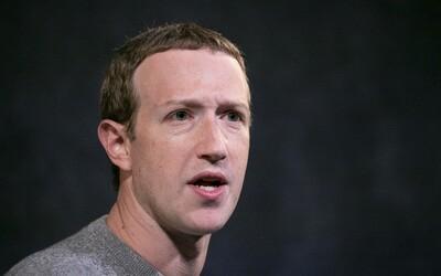 Majetek Marka Zuckerberga má poprvé v historii hodnotu více než 100 miliard dolarů.