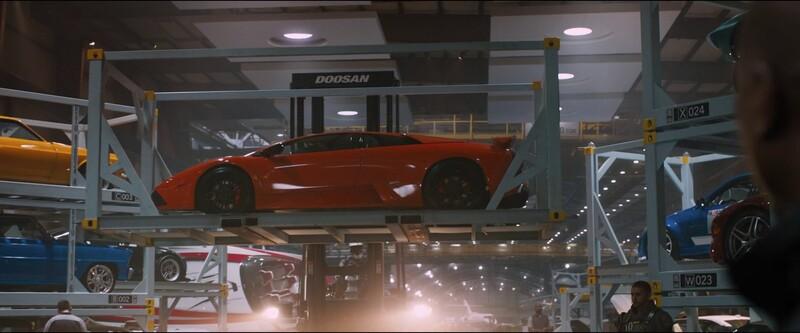 V ktorom filme sa prvýkrát objavilo The Lamborghini Murciélago LP640?