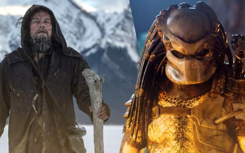 Nový Predátor je podle tvůrců jako The Revenant. Snímek zachytí první návštěvu Predátora na naší planetě.