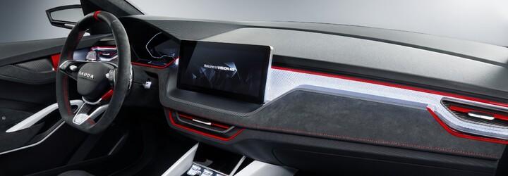 Takto vypadá budoucnost Škody. Kodiaq RS a nádherný Vision RS jsou tady