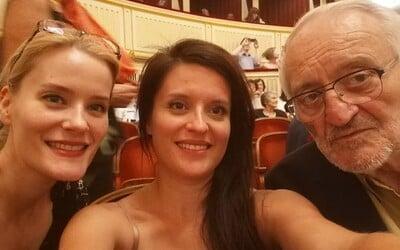 Dcéra Milana Lasicu zverejnila prvý príspevok od smrti otca: Vaša spoluúčasť zmiernila náš žiaľ.