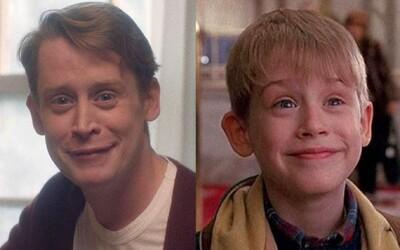 Macaulay Culkin sa stal otcom. Dieťa pomenoval po zosnulej sestre.