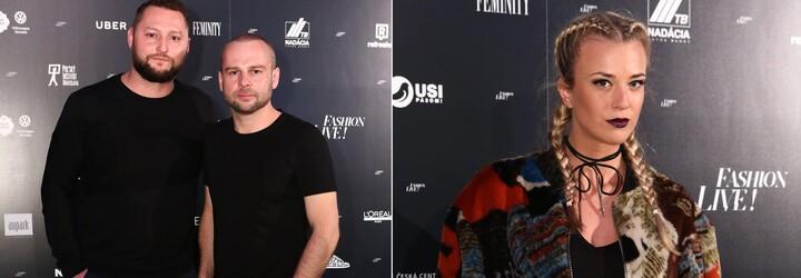 Na Fashion LIVE! 2017 sme vyspovedali známe tváre šoubiznisu. Ako sa im páčilo toto módne podujatie?