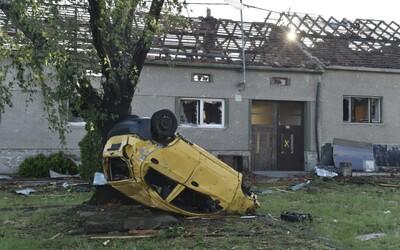 Pomoc pro obce zničené tornádem: Vznikají sbírky i dobrovolnické skupiny, přispět můžeš i ty