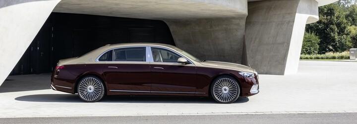 Odhalený S-kový Mercedes-Maybach má definovať nový vrchol luxusu