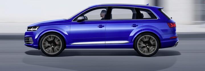 Audi SQ7 s motorom 4.0 TDI V8 je realitou. Privítajte najsilnejšie naftové SUV na trhu