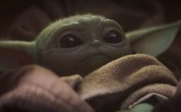 Baby Yoda pobláznil celý internet. Známá postava ze Star Wars má v seriálu The Mandalorian dvojníka-miminko