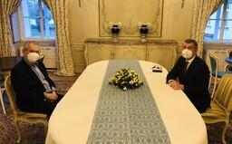 Babiš a Zeman se bavili o pudinku. O výměně ministrů prý řeč nebyla